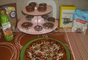 Bolo e Queques de Chocolate Tati